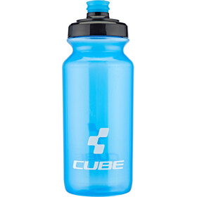 Cube Icon Drinking Bottle 500ml blue
